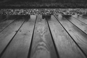 How a Deck Can Cause Slips and Falls
