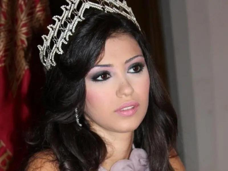 روزاريتا طويل ملكة جمال لبنان لعام ٢٠٠٨
