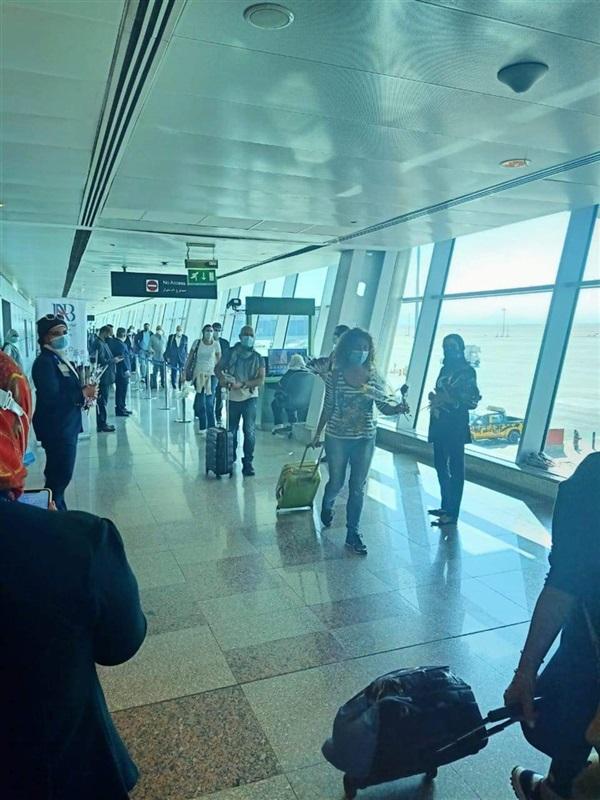 البوابة نيوز: وصول أولى رحلات الخطوط الجوية السويسرية إلى مطار الغردقة