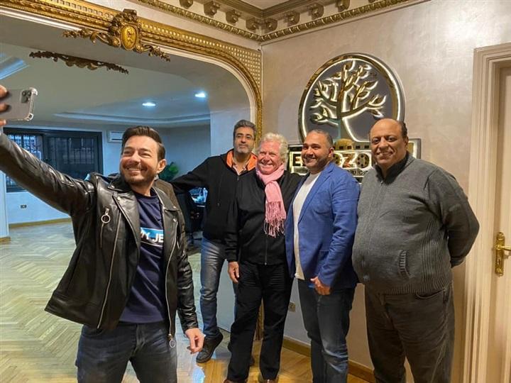 """حسين فهمي ينضم لبطولة فيلم """"الفارس"""""""