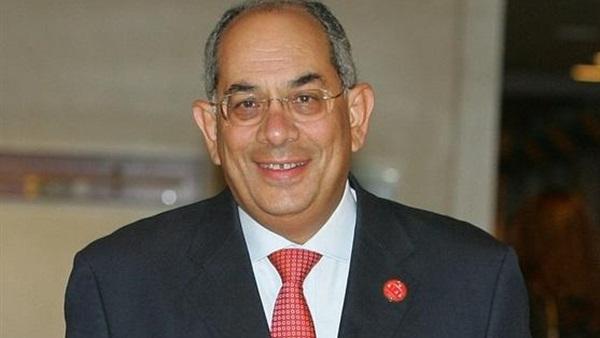 وزير المالية الأسبق