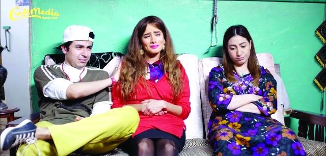 مواهب مسرح مصر تحتكرالكوميديا في رمضان البيان