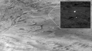 """""""NASA"""" released new images of Mars after the """"Persistence"""" probe landed – Miscellaneous"""