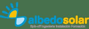 Logo Albedo Solar de cabecera