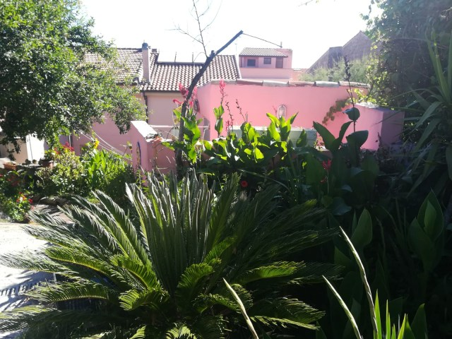 Giardino Albergo Diffuso Villanova Monteleone