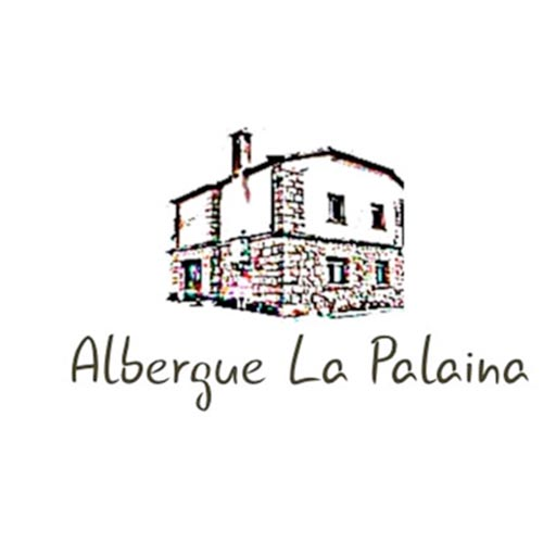 Logo Albergue La Palaína