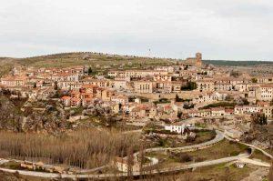 Albergue La Palaina, El Guijar (Segovia). Lugares de interés.