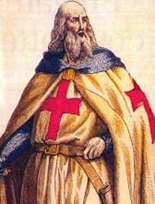 Jacques de Malay, ultimo gran maestre de la Orden