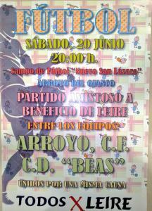 Arroyo - Beas x Leire