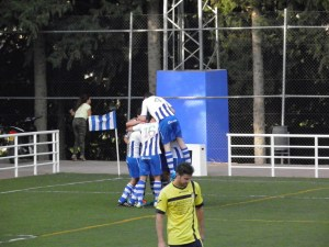 Gol Cazorla
