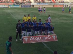 Once del Linares en Algeciras | Linares Deportivo