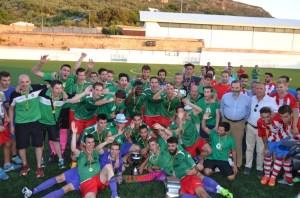 El CD Torredelcampo parte como vigente campeón | FJF
