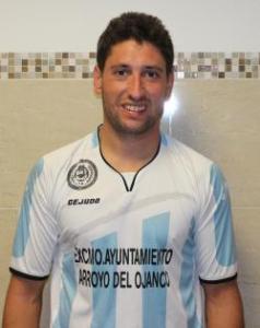 Fernando Caballero | CF Arroyo