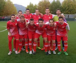 Once del debut de Cuevas como entrenador del Santisteban | CD Santisteban
