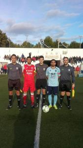 Capitanes del Torreperogil - Athletic Fuengirola | CD Torreperogil