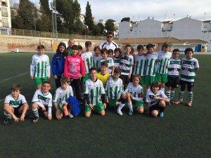 Los alevines del Betis Iliturgitano se hicieron con su torneo | Betis Iliturgitano