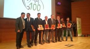 Premiados en la Gala del Centenario | FJF