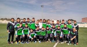 Selección Andaluza   RFAF