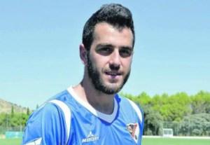 Juanfran con la camiseta del Linares   Diario Jaén