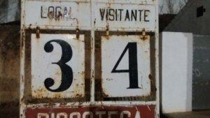 Marcador final del Valdepeñas - Torredelcampo