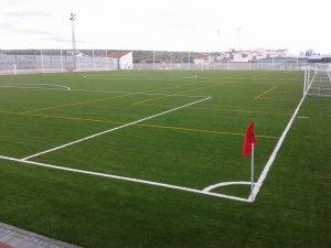 Campo de fútbol de Begíjar | Google