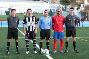 Juanillo y Manu con Moral Damas y sus asistentes | Alfonso Rueda