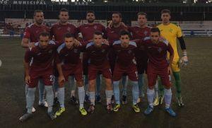 Once del Villacarrillo CF en el San Blas | Villacarrillo CF