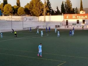 El Linares ya visitó al Villacarrillo en pretemporada | TVLinares