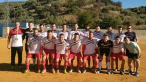 Expedición del Atlético Sabiote en Mogón | Atco Sabiote