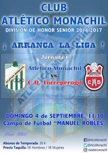Cartel del Monachil - Torreperogil | Atco Monachil