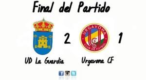 Resultado final | UD La Guardia