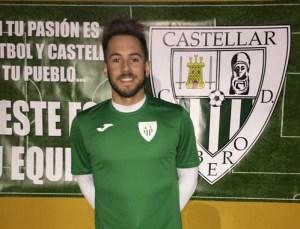Antonio de la Hoz, procedente del Villacarrillo, debutó | CD Castellar