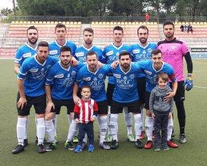 Once ante el Estepona   Atlético Porcuna