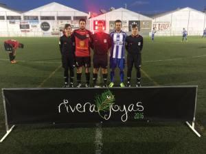 Capitanes y árbitros del Alcalá - Cambil | CD Alcalá Enjoy