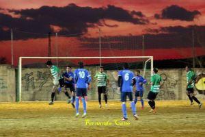 Instante del partido | Fernando Cano