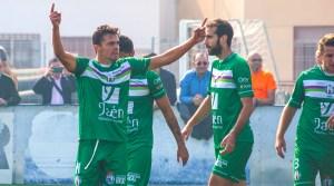 Airam celebra un gol | Atlético Mancha Real
