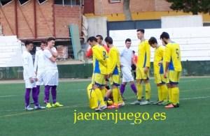 Real Jaén - Huelma | Benjamín Alguacil / Jaén en Juego
