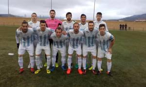 Once ante el Villanueva | CF Arroyo