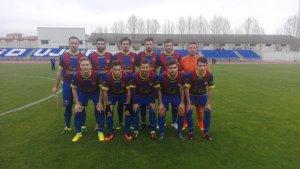 Once ante el CD Alcalá Enjoy   Iliturgi CF