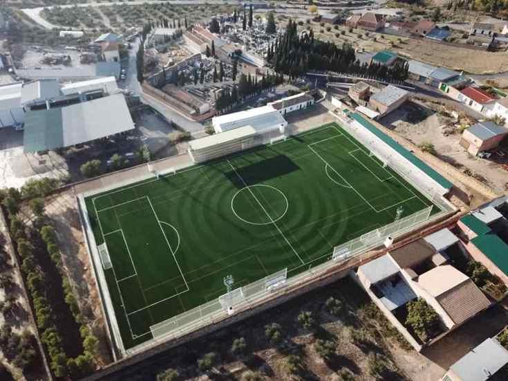 Imagen del nuevo estadio | Jesús Padilla