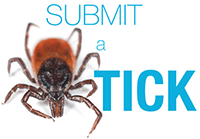 Photo of Submit-a-tick program