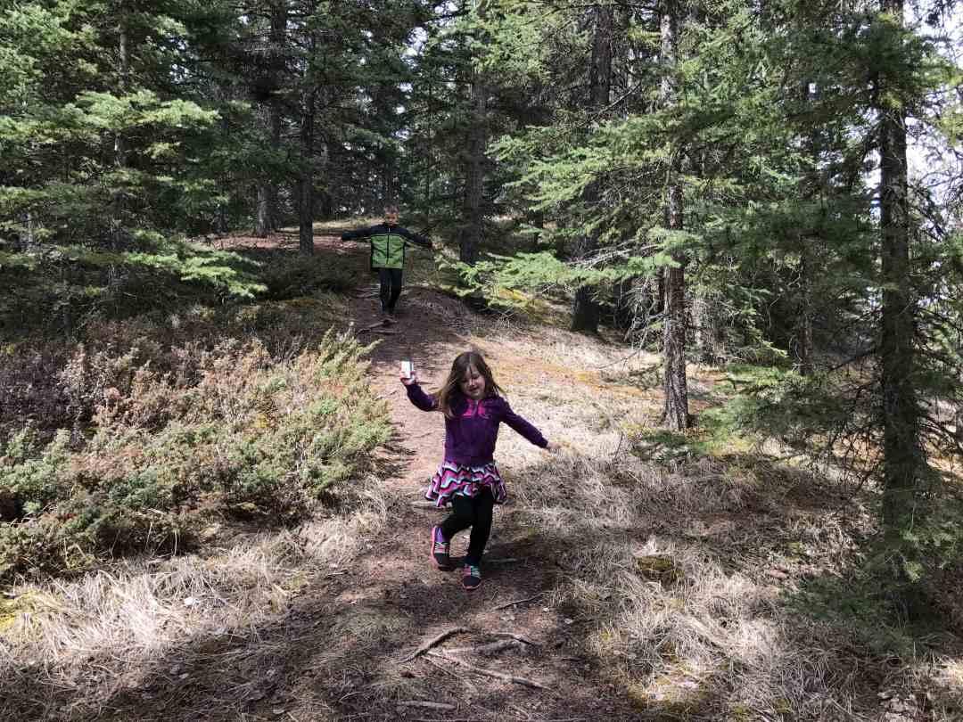 C & S Hiking in Banff