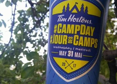 Help send a kid to camp today by visiting your local Tim Hortons! 100% of hot coffee purchases will be donated to the Tim Hortons Children's Foundation