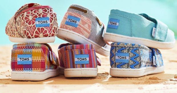 Toms Warehouse Sale