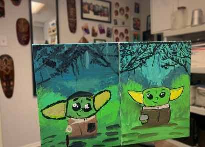 5 Family-Friendly Online Painting Classes You Can Take For FREE