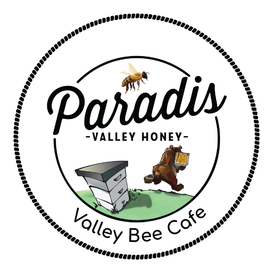 valley bee cafe logo