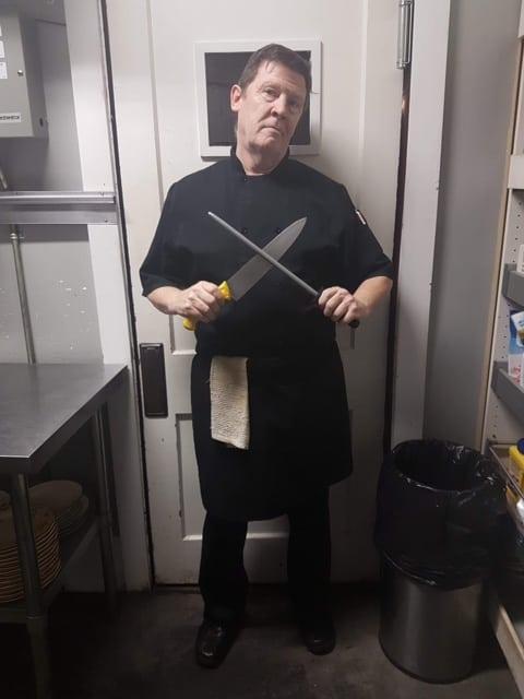 Chef Tony Semple