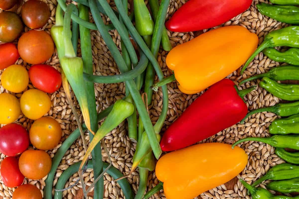 2021:International Year of Fruits & Vegetables