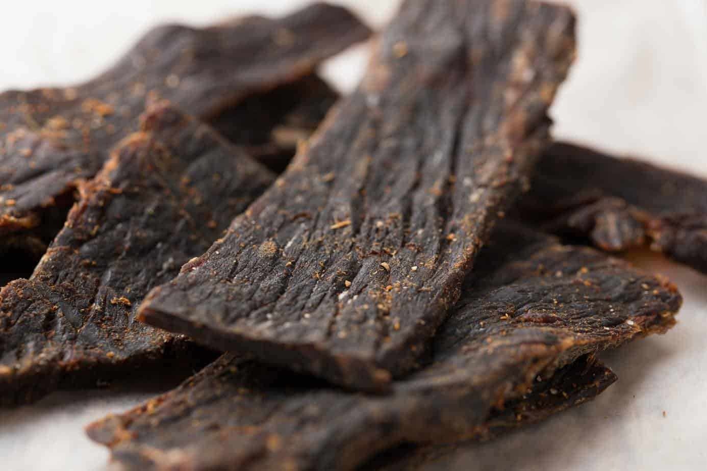 Read more about the article Chipotle Beef Jerky