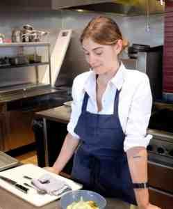 chef Laetitia Chrapchynski